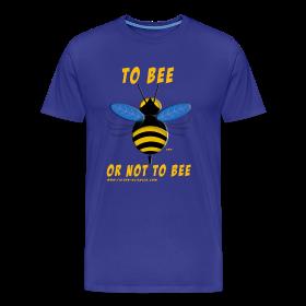 To bee homme bleu marine ~ 1850