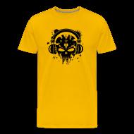 T-Shirts ~ Men's Premium T-Shirt ~ BEATS SKULL