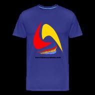 Tee shirts ~ T-shirt Premium Homme ~ Futura-Sciences homme bleu royal