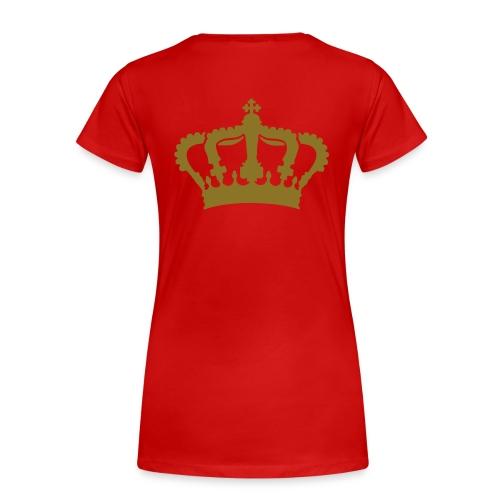 Reine  - T-shirt Premium Femme