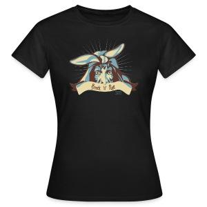 Frauen T-Shirt - Brocken,Rock,Roll