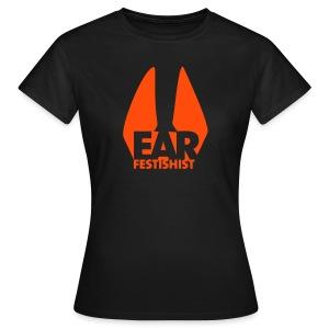 EAR FESTISHIST - Frauen T-Shirt