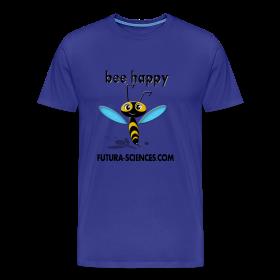 Bee happy homme bleu ciel ~ 1850