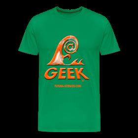Geekwave homme vert bouteille-orange ~ 1850
