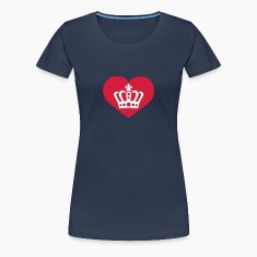 Love King / Queen | Liebe König | Königin T-Shirts