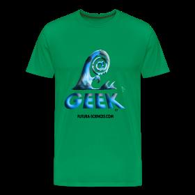 Geekwave homme vert mousse-bleu ~ 1850