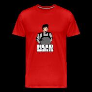 T-Shirts ~ Männer Premium T-Shirt ~ Held der Arbeit