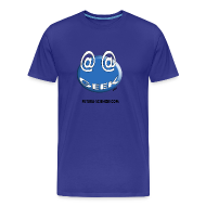 Tee shirts ~ T-shirt Premium Homme ~ Geek homme bleu bleu ciel