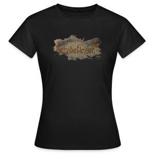 Frauen T-Shirt - Schabefleisch