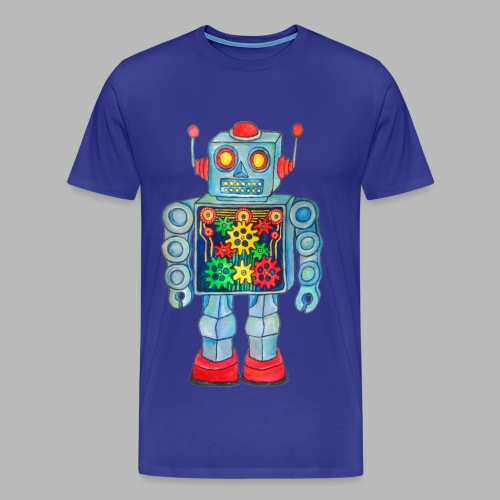 ROBOT - Men's Premium T-Shirt