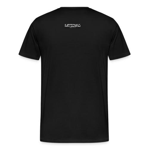 schützenswert Kaffeehaus für ihn  - Männer Premium T-Shirt