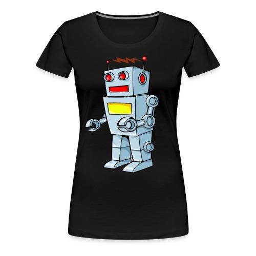 Robot - Maglietta Premium da donna