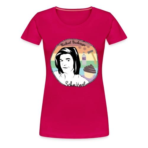 Frauen Premium T-Shirt - Michael Buchinger von Lisa und Julie