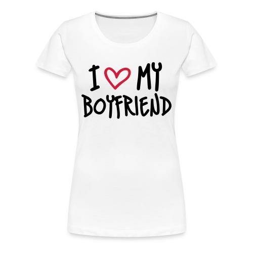 Zukunft - Frauen Premium T-Shirt