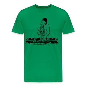 In the Mix - Mannen Premium T-shirt
