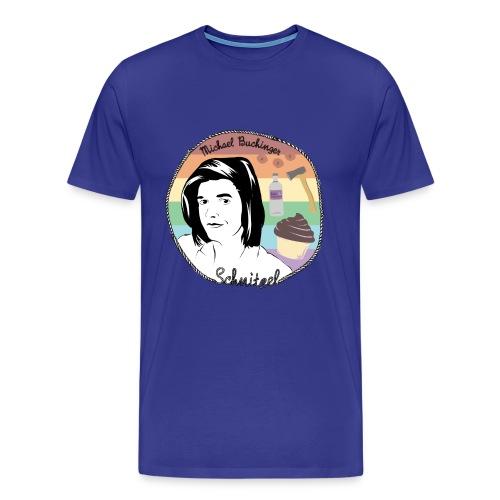 Männer Premium T-Shirt - Michael Buchinger von Lisa und Julie