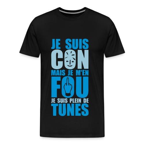 tunes - T-shirt Premium Homme