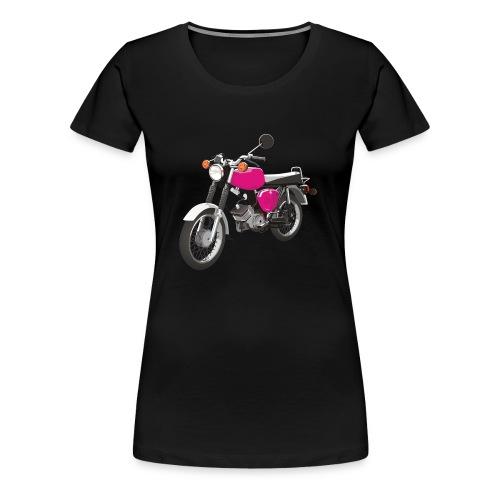 Pinke S50 - Frauen Premium T-Shirt