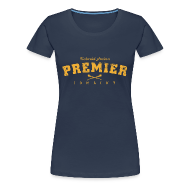 T-Shirts ~ Women's Premium T-Shirt ~ Vintage Tipperary Hurling T-Shirt