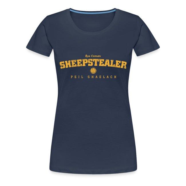 Vintage Roscommon Sheepstealer Football T-Shirt