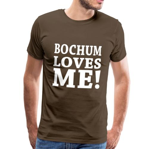 BOCHUM LOVES ME! - Shirt klassisch - Männer Premium T-Shirt
