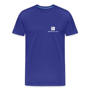 T-Shirt Royal - Männer Premium T-Shirt