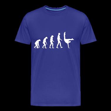 Evolution Breakdance T-Shirts