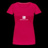 T-Shirts ~ Frauen Premium T-Shirt ~ T-Shirt Lady rubinrot