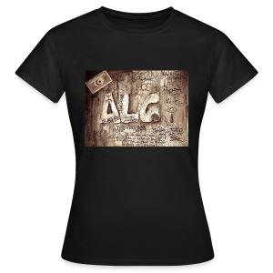 ALG - T-shirt Femme