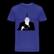 T-Shirts ~ Men's Premium T-Shirt ~ Fergie's Failure (Choose Your Own Color T-Shirt)
