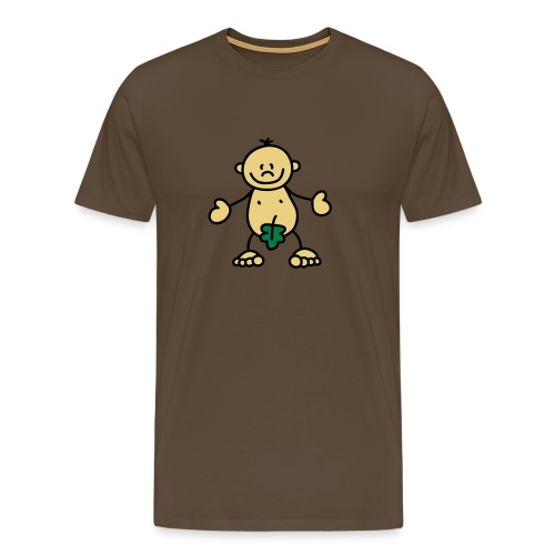 Little Adam - Männer Premium T-Shirt