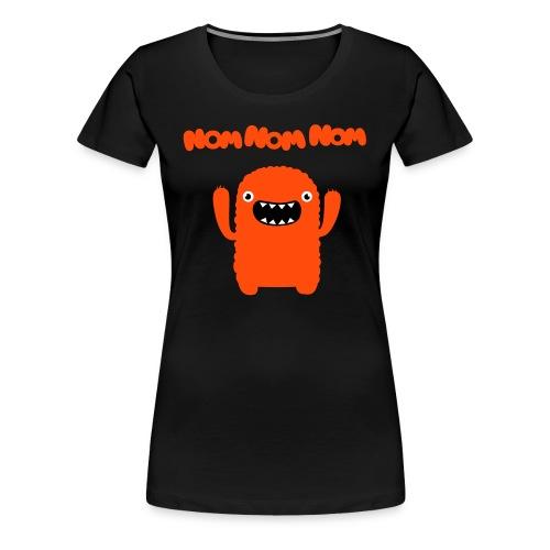 Nom.. Girl T-Shirt - Frauen Premium T-Shirt
