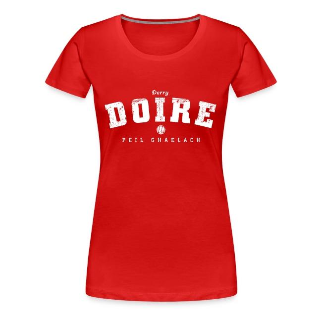 Vintage Derry Gaelic Football T-Shirt