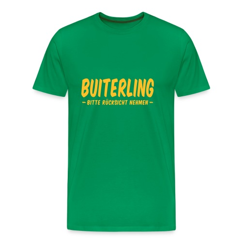Buiterling - Männer Premium T-Shirt