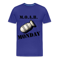 T-Shirts ~ Men's Premium T-Shirt ~ MOAB MONDAYS!