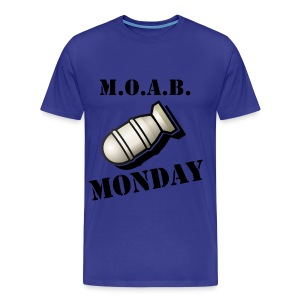 MOAB MONDAYS! - Men's Premium T-Shirt