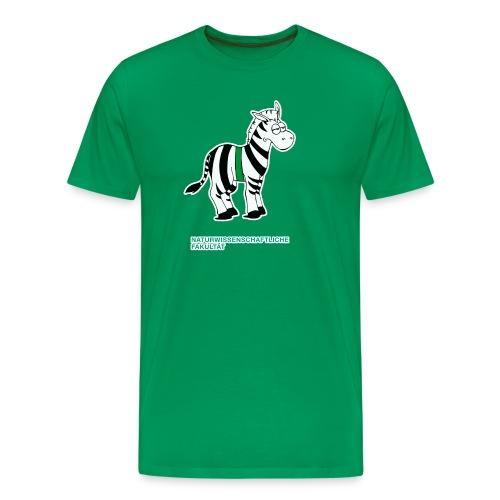 Missmutige Natfak - Männer Premium T-Shirt