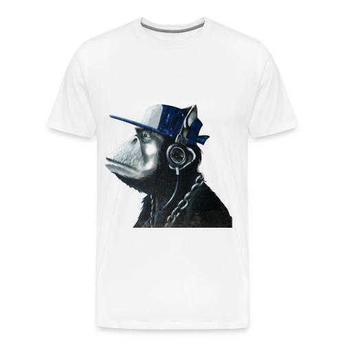 singe music - T-shirt Premium Homme