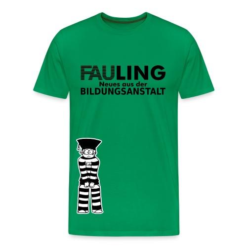 FAUling - Männer Premium T-Shirt