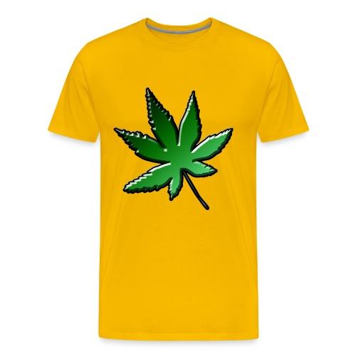 ganjia - Maglietta Premium da uomo