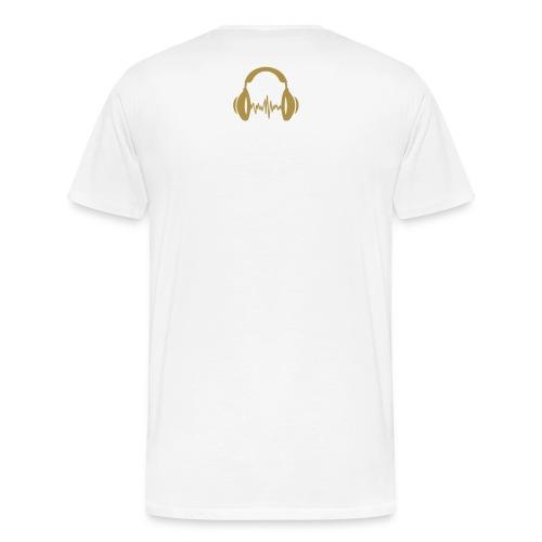 Mini DJ - Männer Premium T-Shirt