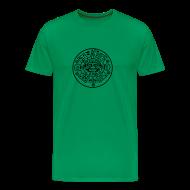 T-Shirts ~ Männer Premium T-Shirt ~ Maya Kalender