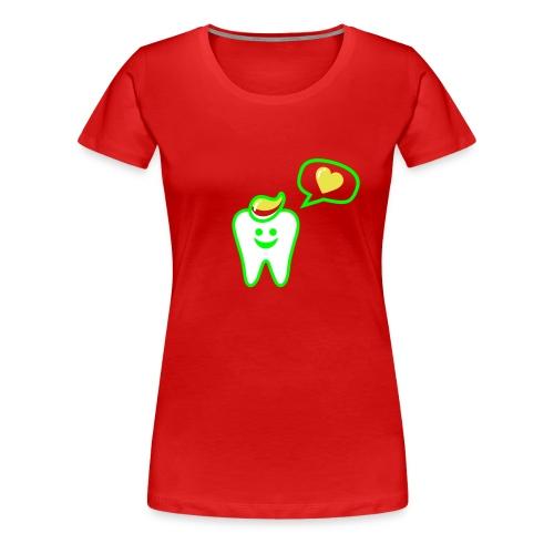 teeth - Women's Premium T-Shirt