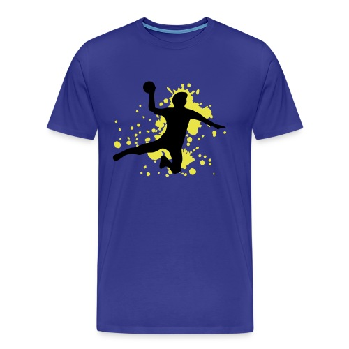 Handball - Men's Premium T-Shirt