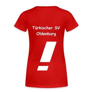 Girlieshirt TSV Oldenburg - Frauen Premium T-Shirt