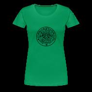 T-Shirts ~ Frauen Premium T-Shirt ~ Maya Kalender
