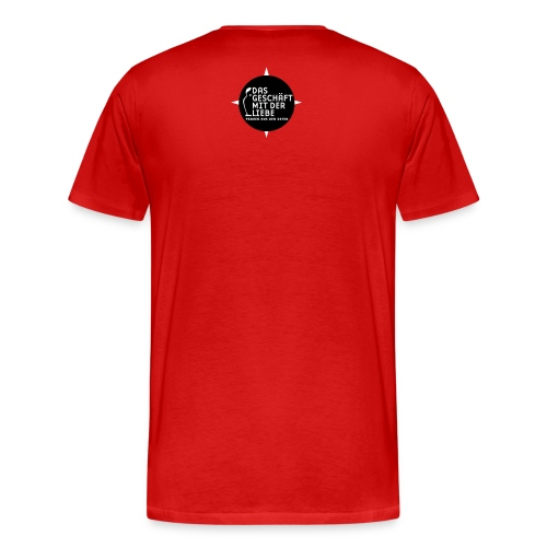 I pay very like a Prinzessin! (Flockdruck) - Männer Premium T-Shirt