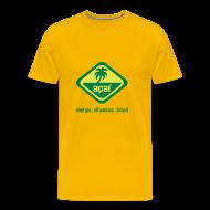 T-Shirts ~ Männer Premium T-Shirt ~ Açaí Comfort T
