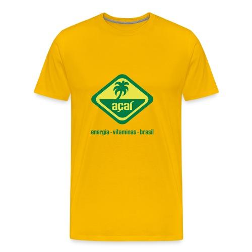 Açaí Comfort T - Männer Premium T-Shirt