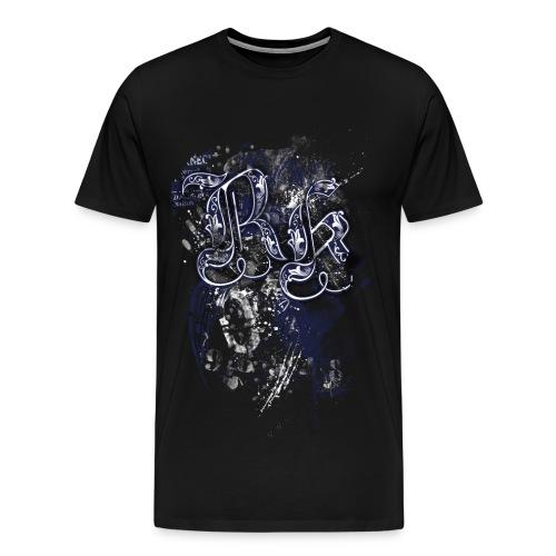 Dirty RK - Camiseta premium hombre